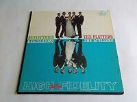 The Platters Reflections LP 1960 Mercury Mono Vinyl Record