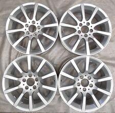 4 Originale Mercedes-Benz Cerchi in Lega 7.5Jx17 ET42 A1724010702 SLK R172 SLC