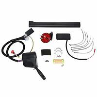 10L0L Golf Cart Deluxe Light Upgrade Kit for EZGO Club Car Yamaha 9-pin Plug Onl
