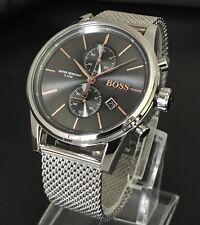 Hugo Boss Jet Men's Chronograph Watch 1513440 Brand New RRP £299