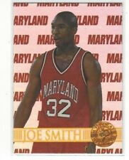 1995 PRESS PASS PREMIUM BASKETBALL DRAFT PICKS JOE SMITH INSERT SINGLES