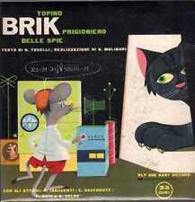 disco 45 GIRI TOPINO BRIK PRIGIONIERO DELLE SPIE