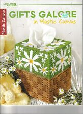 Gifts Galore in Plastic Canvas ~ NEW BOOK  ~  Leisure Arts