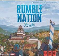 Rumle Nation Gioco da Tavolo Giappone Samurai Guerra Strategia Supernova 🤩🤩