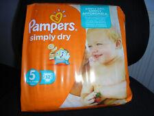 Pampers simply  dry Gr. 5 - 32 Stück von 2015   Neu