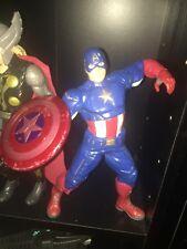 Marvel Captain America Talking Figure