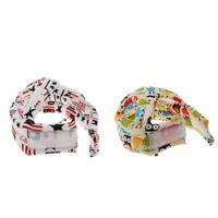 2 pièces marche bébé casque de sécurité casque protecteur réglable bébé