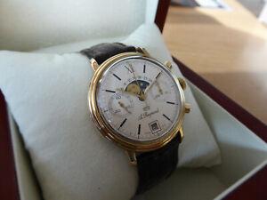 Auguste Reymond Chronograph Valjoux 7734