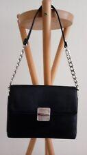 Calvin Klein classic leather handbag