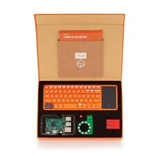 Kano Computer Kit (2017 Edition) Make a computer. Kids Adult Learning to code