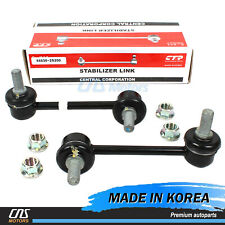 CTR Stabilizer Bar Link FRONT for 2009-2014 Hyundai Equus Genesis OEM 548303M000