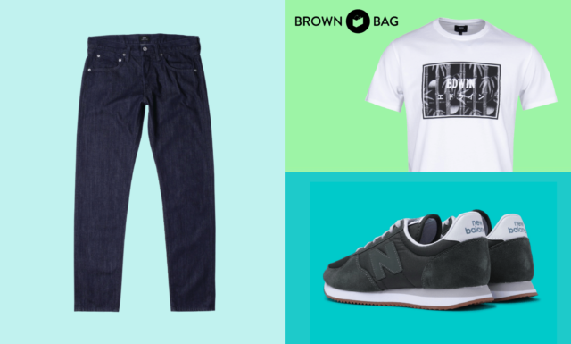 3eae1c350102d Extra 15% off New Balance and Edwin!