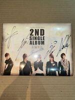 The Boys of Super Space - 2nd Single Album - Signed - Sealed - Rare Korea CD