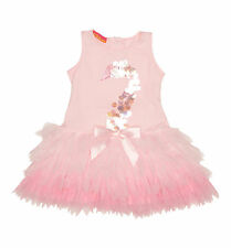 NWT Kate Mack Girls' Swan Lake Act Sequin Tutu Dress ~ Size 2T
