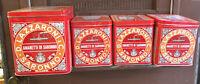 D Lazzaroni & Co Amaretti Di Saronno Italian Cookie Tin Container Canister (4)