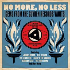 No More, No Less - Gems From The Guyden Records Vaults 1954-1962 2CD NEW/SEALED