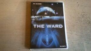 THE WARD - 2000 ADVENTURE PC GAME - FAST POST - ORIGINAL RELEASE