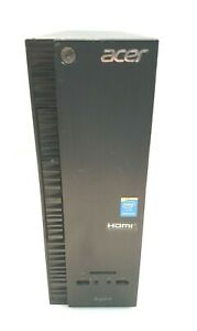 V1) Acer Aspire XC-704 PC Intel Pentium Desktop Defekt