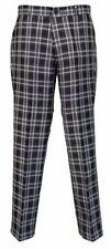 Pantaloni da uomo Verde regolare slim