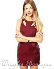 ASOS Petite Short/Mini Dresses without Pattern for Women