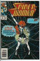 """Marvel Comics Spider-Woman v.2 #2 """"Spider-Woman origin Dec. 1993 VF/NM"""