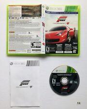 Forza Motorsport 4 Essentials Edition (Microsoft Xbox 360, 2011) CIB
