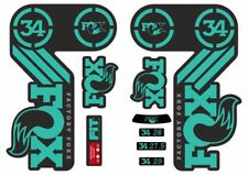 Fox 34 Heritage 2015 Fork Suspension Factory Decal Sticker Adhesive Dolphin