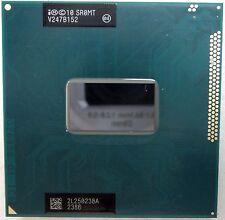 Lot of 6 Intel Core Processor SR0MT i7-3520M 3.6Ghz