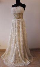 MANOUSH Robe Dress Wedding  Mariée taille 36 FR 8 UK NEW