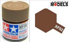 Acrylic Paint - Colore Acrilico 10ml XF-52 XF52 FLAT EARTH 81752 Tamiya New