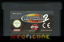 TONY HAWK'S PRO SKATER 2 Gameboy Advance Versione Europea ••••• SOLO CARTUCCIA