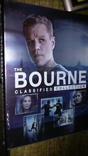 The Bourne Classified Collection 5-Disc Set PLUS 5TH MOVIE MUST READ SHIPS FREE