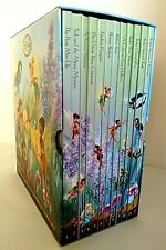 DISNEY FAIRIES Storybook Library 12 Hardcover Box Set 9781423131663 VERY GOOD