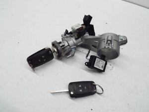 Ignition Switch Fits 10-15 EQUINOX 236403