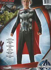 Rubie's Avengers Age of Ultron Thor Boys Child Costume - New & Unused!