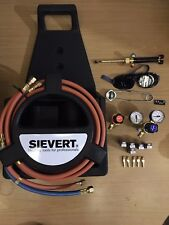 SIEVERT PORTA BRAZE KIT 766000 Professional Brazing Kit portable with frame