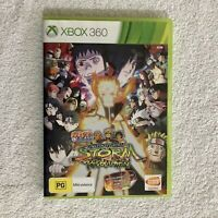Naruto Shippuden Ultimate Ninja Storm Revolution XBOX 360 PAL Game