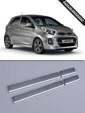 Kia Picanto 1st & 2nd Gen (2005 - 2016/7) Sill Protections/coup De Pied Plaques