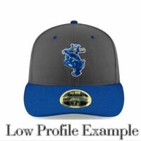 Tennessee Smokies Hat New Era 59Fifty Low Profile Fitted Cap 7-7/8 Chicago Cubs