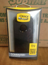 OtterBox Commuter Series Case for iPhone 5 and 5S Black New in Box