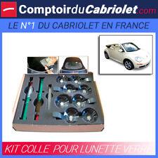 VW New Beetle cabriolet - Kit pour le collage des lunettes verre