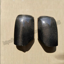 For BMW 3 series E36 2pcs Real carbon fiber Side Rearview Mirror Cover Trim