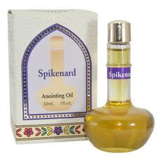 Spikenard Blessing Jerusalem Anointing Oil by Ein GEdi Jerusalem 1 fl.oz (30 ml)
