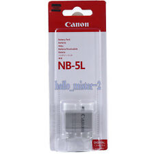Genuine Original Canon NB-5L NB5L Battery for IXUS 960 is 970 is 980 is CB-2LX