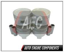 Piston Set Fits Chevrolet  Isuzu Chevy Luv 1.8 L 4FB1 G180Z  - SIZE 020