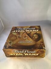 Trivial Pursuit Star Wars Classic Trilogy Collector's Edition Board Game Tokens