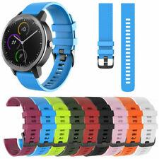 Replacement Silicone Wristband for Garmin Vivoactive 3 Bracelet Band Strap