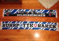 Ultras Seidenschal RUHRP TTK HAKEN - SCHALKE