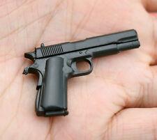 """Mini Pistol COLT M1911A1 Weapon Gun For 1/6 Scale12"""" Action Figure 1:6 Model Toy"""