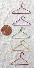 10 Hangers Hanger Tear Bear Clothing miniature Cards Paper Piecing Scrapbooking